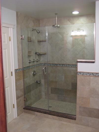 Heavy Glass Frameless Shower Doors The Shower Door Long