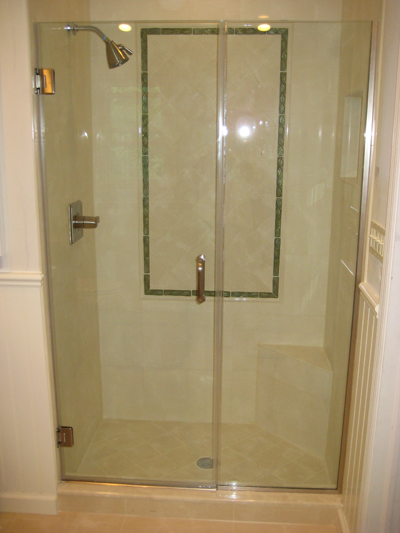 Shower Doors Heavy Glass Shower Door