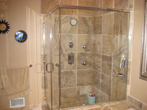 Semi Frameless Shower Enclosures semi-frameless shower doors long island | the shower door long island