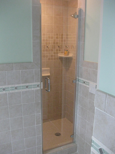 Maax Frameless Shower Doors Maax Tonik 2 Panel Frameless